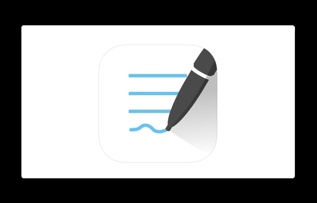 【iOS】手書きメモ & PDFマークアップアプリ「GoodNotes 5」がバージョンアップ