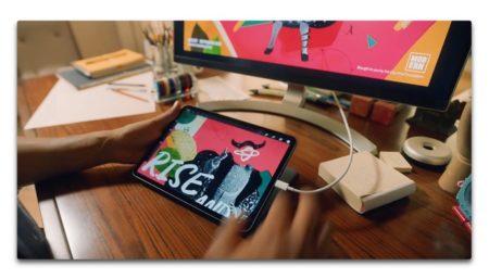 Apple Japan、「いつでもiPad Proと」と題する新しいCFを公開