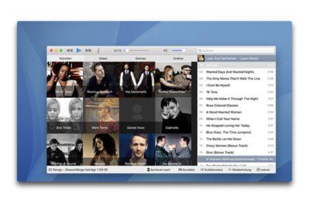 Mac App Store、iTunesの代替えアプリ「Musique」が新機能を追加し3年ぶりにアップデート