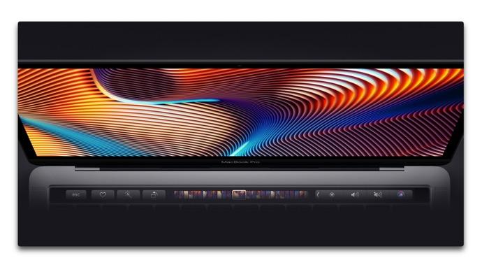 Macbook Pro 2019 16 00003 z