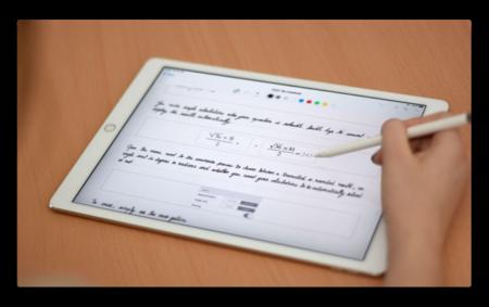 iPadおよびApple Pencil対応メモアプリ「MyScript Nebo」がバージョンアップ