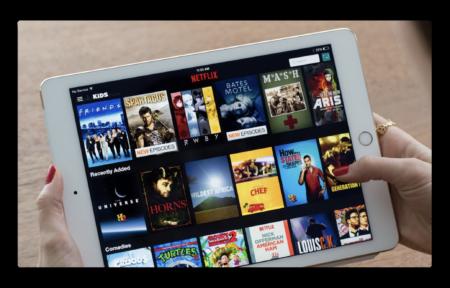 Netflix、どのデバイスがストリームを取得しているのか区別ができないのでAirPlayを無効にした
