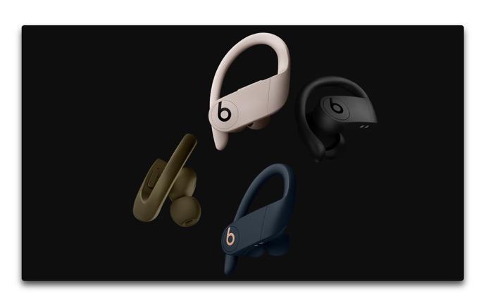 Powerbeats Pro、5月出荷はブラックのみで他のカラーは夏に延期