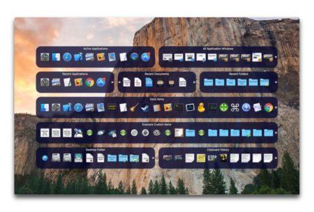 【Mac】Application Switcherを拡張するユーティリティ「SuperTab 4.0」がリリース