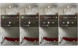 iPhoneのロック画面からYouTubeを再生する方法