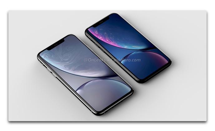 iPhone XI Max のレンダリングビデオ、iPhone XI、XI Maxはやや厚く再設計されたミュートスイッチと予想