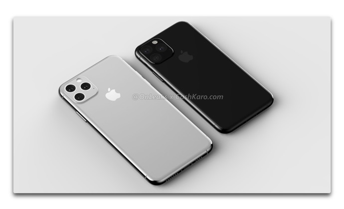 IPhone XI XI Max Leak 00002 z