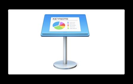 Apple、安定性およびパフォーマンスの向上したMac版「Keynote 9.0.1」をリリース