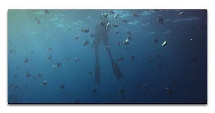 Apple、Shot on iPhoneシリーズで8分におよぶ「The Reef, Maldives」を公開