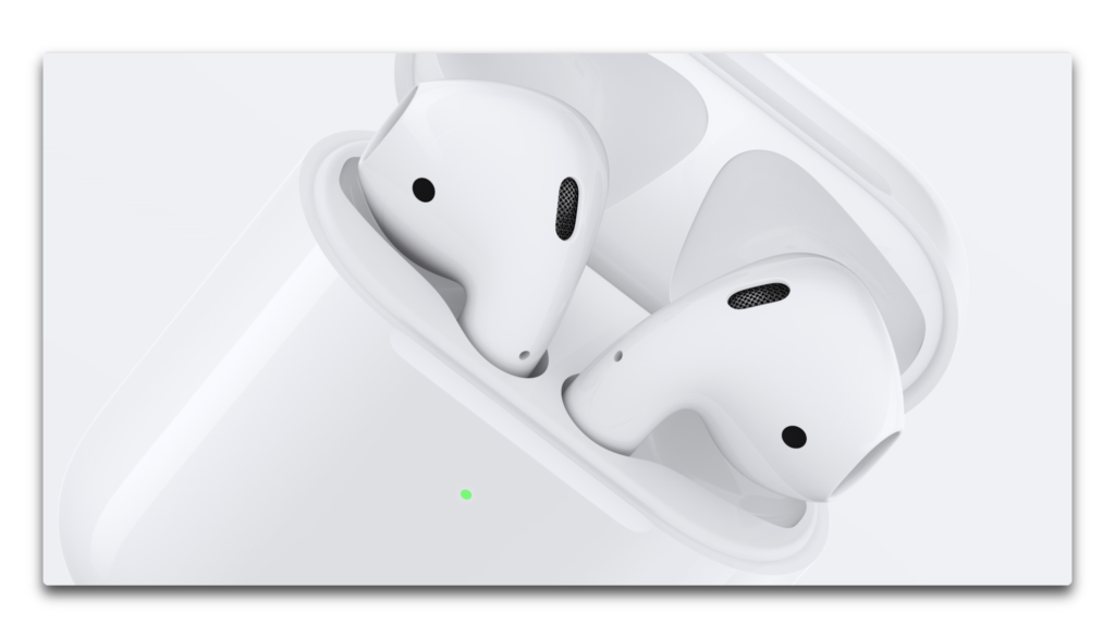 Apple、AirPods 2とケースの充電状況の分析