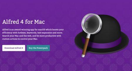 Macヘルパーアプリ「Alfred」のメジャーアップデート「Alfred 4 for Mac」をリリース