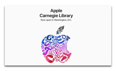 Apple、Washington, D.C. にApple Carnegie Libraryをオープン