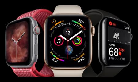 2019年第1四半期、スマートウォッチの売上は48%増加しApple Watchが36%を占める