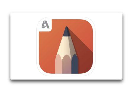 【iOS】「Autodesk SketchBook」メジャーアップデートでApple Pencil(第2世代)をサポート