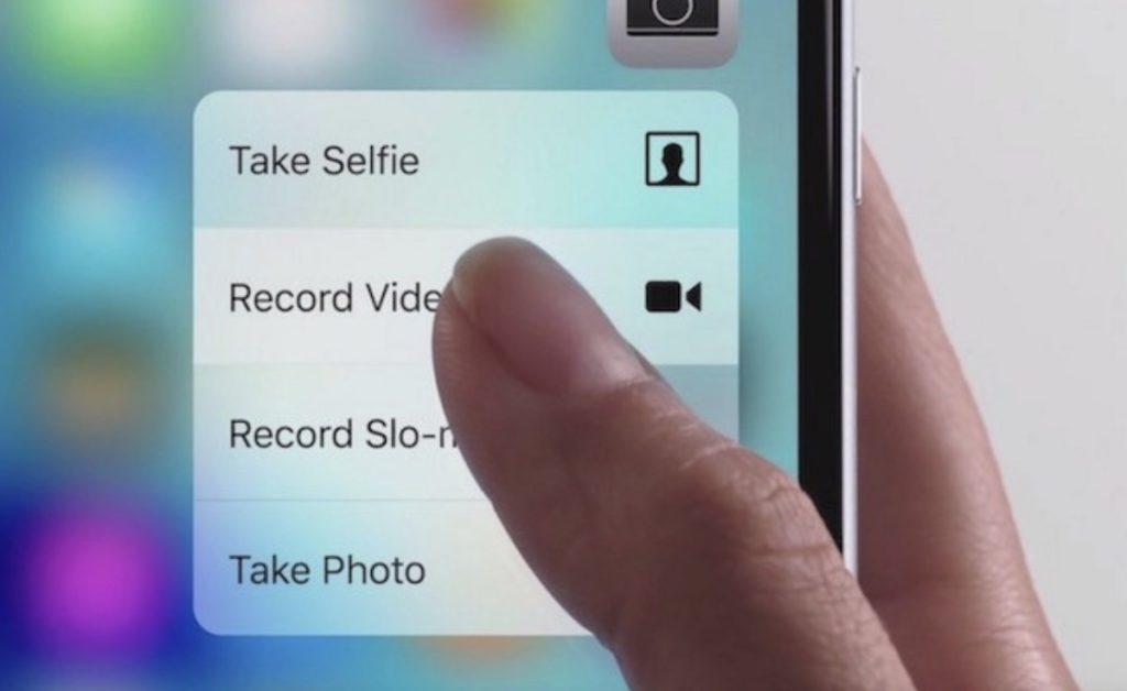 Apple、Haptic Touchを支持し iPhone 2019では3D Touchを廃止か