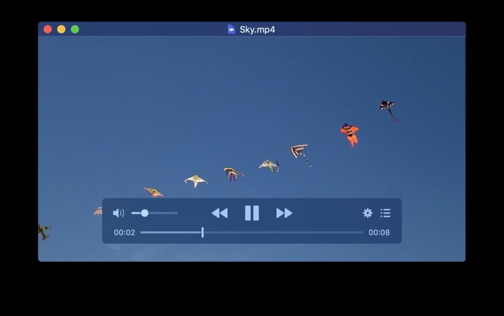 【Mac】無料のメディアプレイヤー「IINA 1.0.4」をリリース