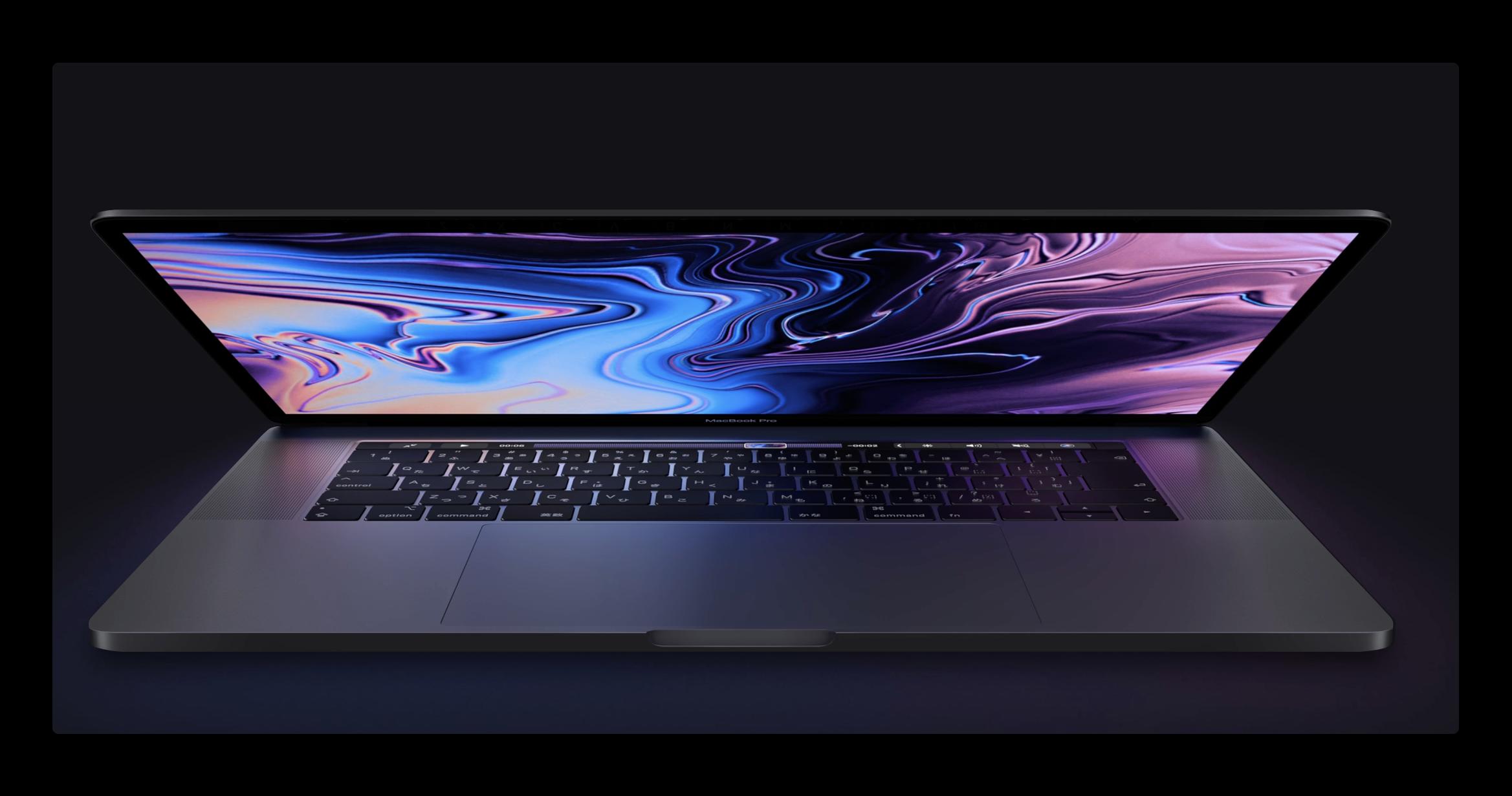 Apple、T2チップ搭載MacBook Pro 15インチの「macOS Mojave 10.14.5 追加アップデート」をリリース