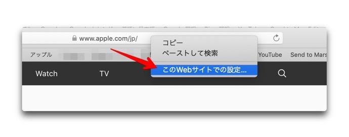 Safari Pop up Window 00002a z z
