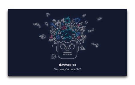 Apple WWDC 2019でBloombergが予測する iOS 13