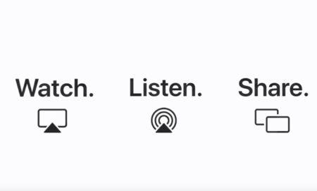 Apple Support、AirPlayがどのように機能するかハウツービデオを公開