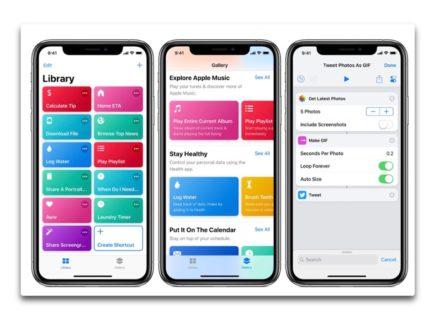 【iOS 12】iPhoneとiPad用の素晴らしいショートカットを見つけることが出来る 5つのWebサイト