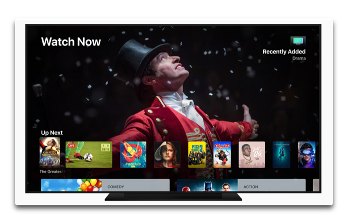 Apple、「tvOS 12.4 beta  1 (16M5526d)」を開発者にリリース