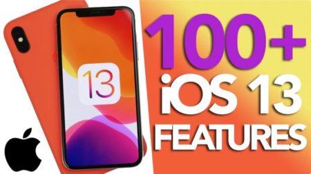 iOS 13、現在解っている新しい100以上の機能を紹介するビデオが公開