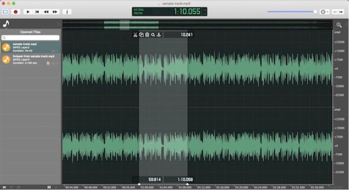 Audio Editor 00002 z