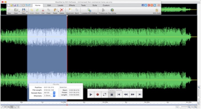 Audio Editor 00003 z