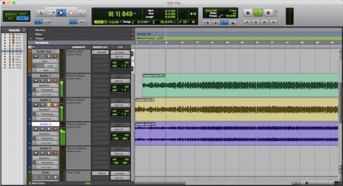 Audio Editor 00005 z
