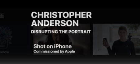 Apple、Christopher Andersonによる「Shot on iPhone」の新しいCFを公開