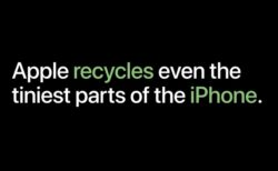 Apple、「メッセージの暗号化」「App Storeのプライバシー」「リサイクル」の新しいCF3本を公開