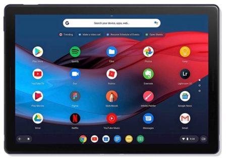 Googleは、iPadのようなタブレットを今後作るつもりはない