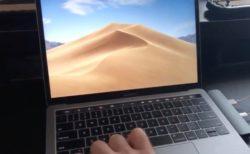 MacBook ProのTouch Barに5つのウィジェットを表示する無料のアプリ「Pock」