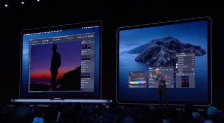 macOS CatalinaとiPadOS 13におけるSidecarのしくみ