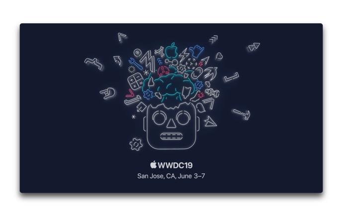 Apple、「WWDC 2019」の基調講演のライブ配信サイト(リアルタイム翻訳、リアルタイムテキスト)