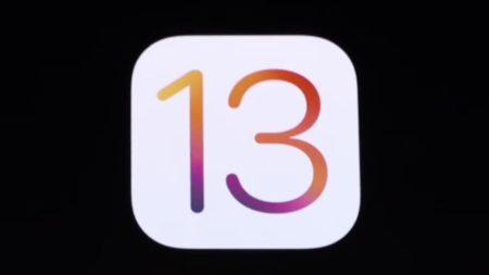 iOS 13 では、設定を使わずにWi-Fiネットワークを切り替えることができる