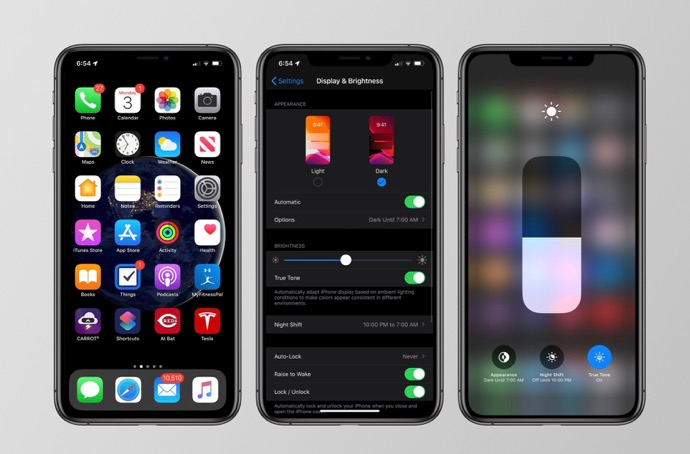 iOS 13 Developer beta 2での新機能と変更