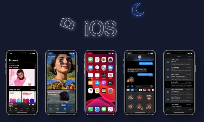 Apple、「iOS 13 Developer beta  1 (17A5492t)」を開発者にリリース、気になる対応機種は
