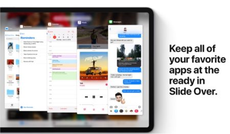 iPadOSで再設計され改善されたマルチタスクを良く理解できるビデオが公開