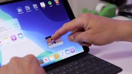 iPadOSではiPadにさらに使いやすくなる新しいジェスチャーが追加される