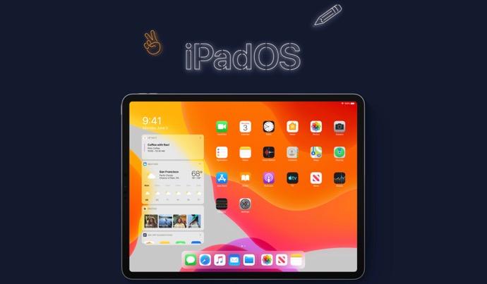 Apple、iPad用に設計された「iPadOS 」を発表