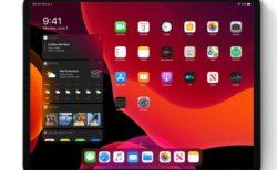 Appleの新しいiPasOS 13のハンズオンビデオが公開