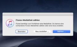 macOS Catalina 10.15  Betaは、まだ複数のiTunes librarieをサポートしていない
