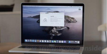 macOS 10.15 Catalina betaでのハンズオンビデオが公開