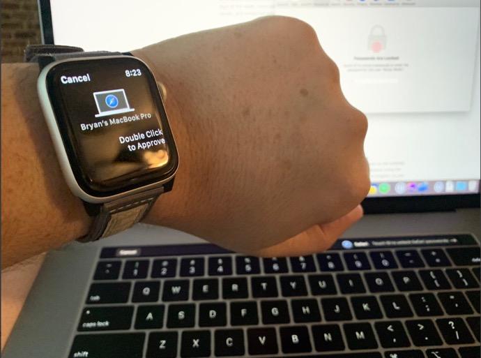 macOS Catalina とwatchOS 6でApple Watchで承認を使用する方法