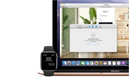 macOS 10.15 Catalina、Apple Watchでさらに多くの承認が可能に