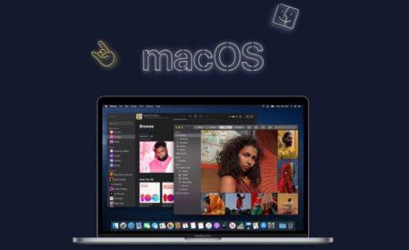 macOS Catalina 10.15  の主な機能のハンズオンビデオを公開