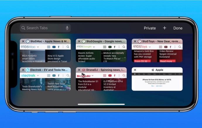 iOS 13 / iPadOS 13、Safariのタブを自動的に閉じる方法