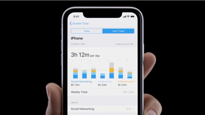 Apple、「スクリーンタイム」に焦点を当てた新しいCFを公開